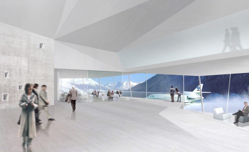 Engadin Airport Competition